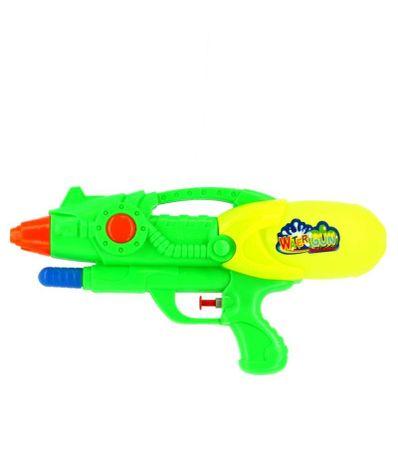 Pistola-de-Agua-Verde