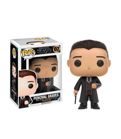 Figura-FUNKO-Percival-Graves-Pop