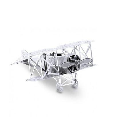 metal-modelo-do-Fokker-D-VII