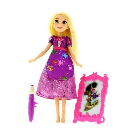 Pintura-Princesa-Rapunzel-Sonhos-Magia-Canvas