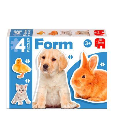 Puzzle-Form-Photo