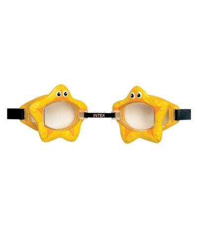 Gafas-de-Piscina-con-Forma-de-Estrella