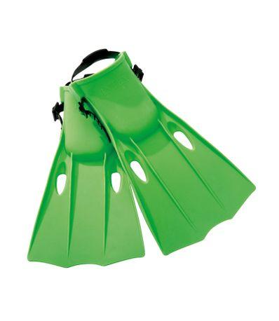 barbatanas-de-mergulho-verde-Tamanho-38-40