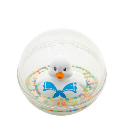 Fisher-Price-Pato-Flote-Blanco
