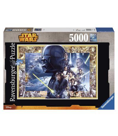 Star-Wars-Puzzle-de-5000-Pecas