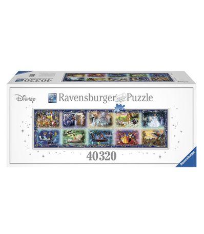 Disney-Momentos-Memorables-Puzzle-de-40000-Piezas
