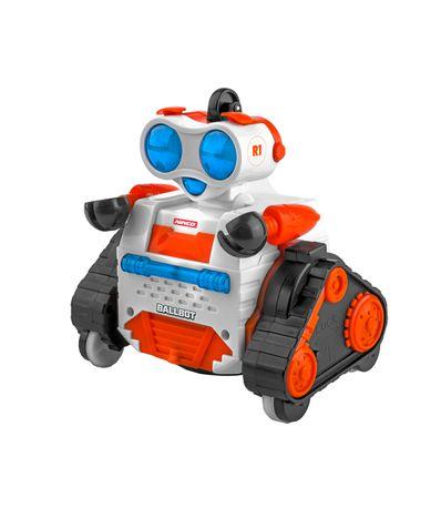 Robot-Ball-Bot-RC-Naranja