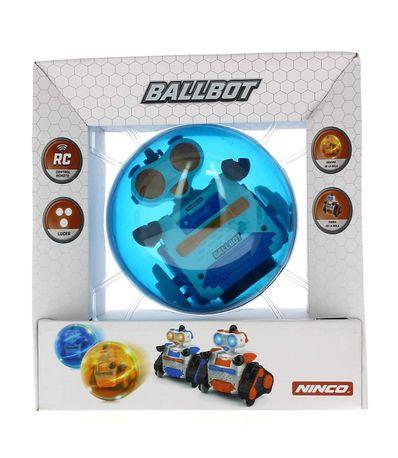 Robot-Ball-Bot-RC-Azul