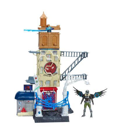Spiderman-Web-City-Playset