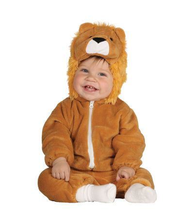 Disfarce-Bebe-Leao-Tamanho-6-12-meses