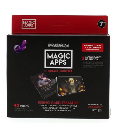Mini-Set-TRESU-Magic-Card-Apps-Risin-Magia