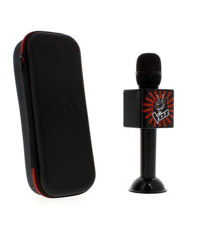 Microfone-Preto---Voz-Red