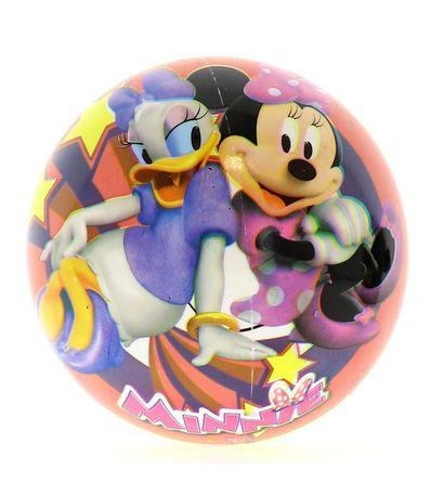 Bola-Minnie-Amarela-15-cm