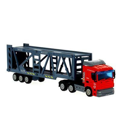 Camion-Infantil-on-the-Road-Rojo