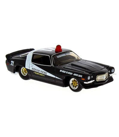 Carro-de-policia-Chevrolet-Camaro-Preto-para-1-64