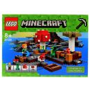 Lego-Minecraft-Isla-Champiñon