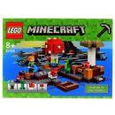 Minecraft-Lego-Ilha-Champiñon