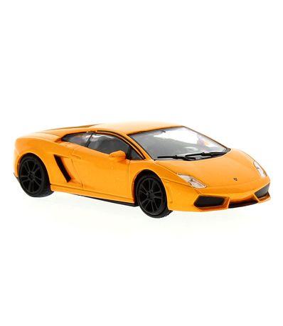 Coche-Miniatura-Street-Fire-Lamborghini-Gallardo-1-43
