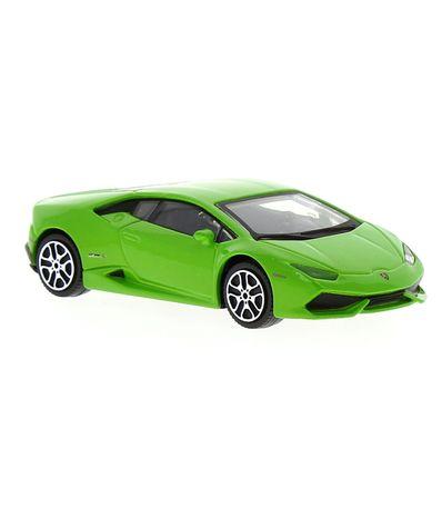 Miniatura-Car-Street-Fire-Lamborghini-Furacao-1-43