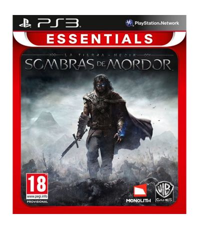 La-Tierra-Media--Sombras-De-Mordor---Essentials--PS3