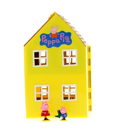 Peppa-Pig-y-su-Casa