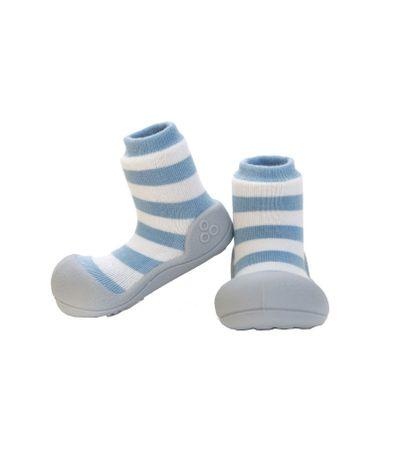 Sapato-Primeiros-Passos-Natural-Herb-Azul-T225