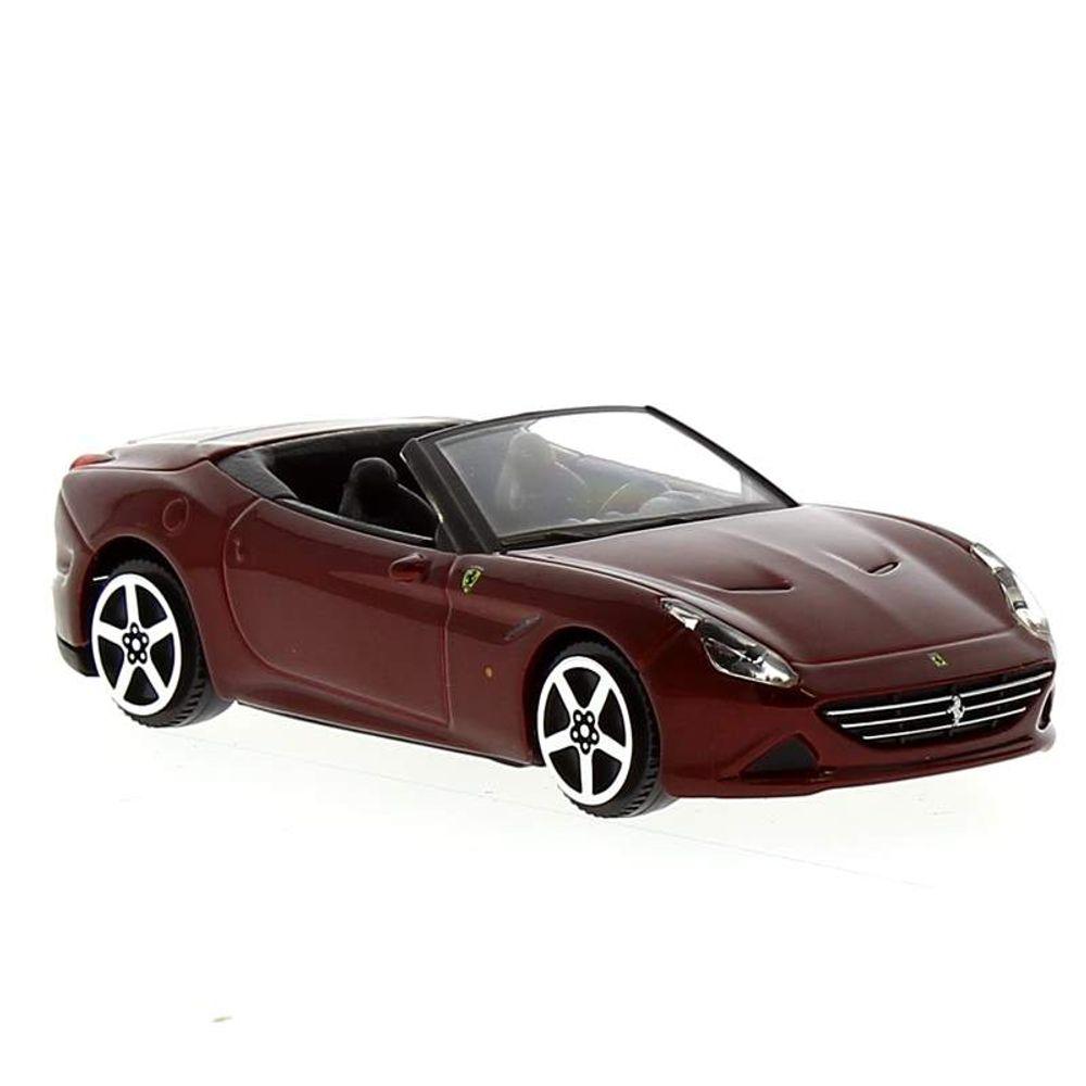 T Raceamp; Play Ferrari Coche 43 California 1 Escala XTZuPOiwk