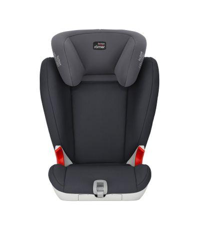 Cadeira-de-Auto-Kidfix-SL-Grupo-2-3-Storm-Grey