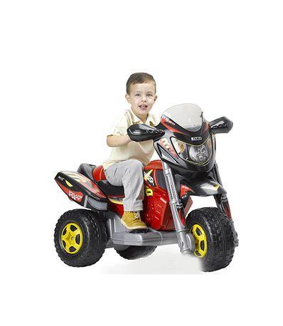 Trimoto-Red-Racer-6V