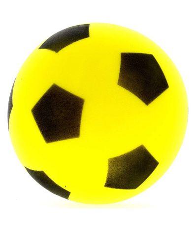 bola-de-espuma-amarela