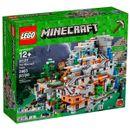 Lego-Minecraft-Cueva-en-la-Montaña