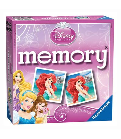 Princess-Memory-Game