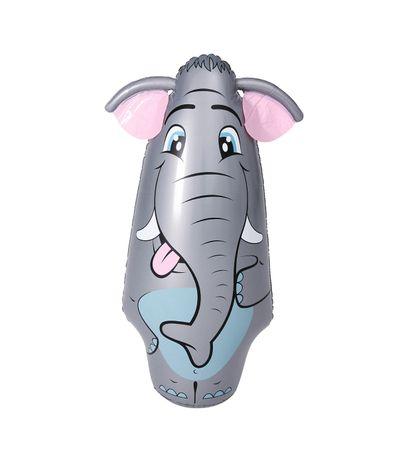 Elefante-de-Punching-Hinchable