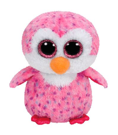 Beanie-Boo-s-Pinguino-de-Peluche-de-15-cm