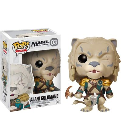 Figura-Funko-Pop-Magic-Ajani-Goldmane