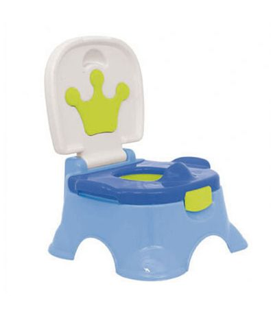 Orinal-Infantil-3-en-1-Corona-Azul