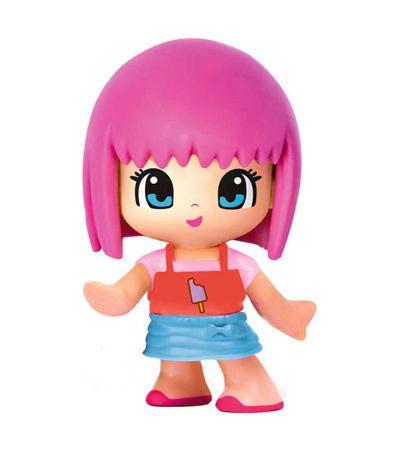 Pinypon-Figura-Serie-8-Chica-Cabello-Rosa