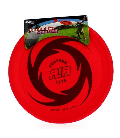 Disco-Jumbo-Volador-Rojo