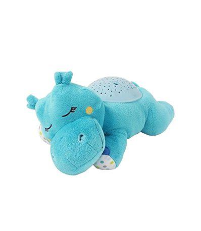 Lampada-com-Projetor-Slumberbuddie-Hippo