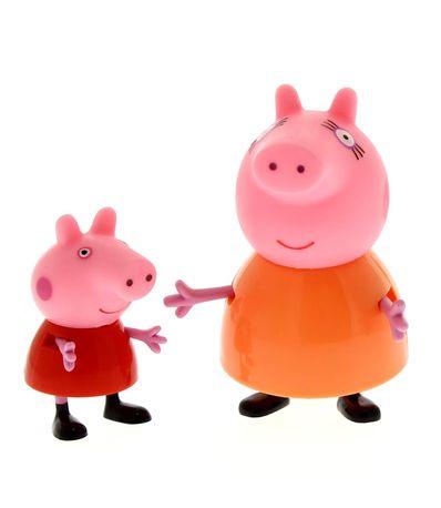 Figura-Peppa-Pig-Peppa-Pig-e-da-familia