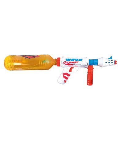 Pistola-de-Agua-Wave-Thrower-Blanca