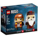 Lego-Brickheadz-Alvo-Dumbledore-e-Ron-Weasley