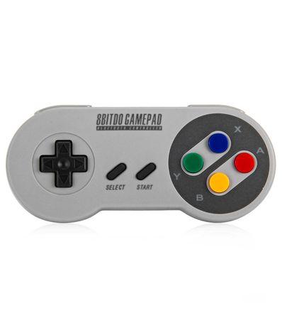 8Bitdo-Mando-Bluetooth-Super-Nintendo-Colores-Sfc30