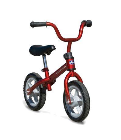 Bicicleta-de-Aprendizagem-Chicco---Vermelha