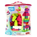 Mega-Bloks-First-Builders-ECO-Bolsa-60-Rosa