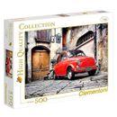 Puzzle-Fiat-500