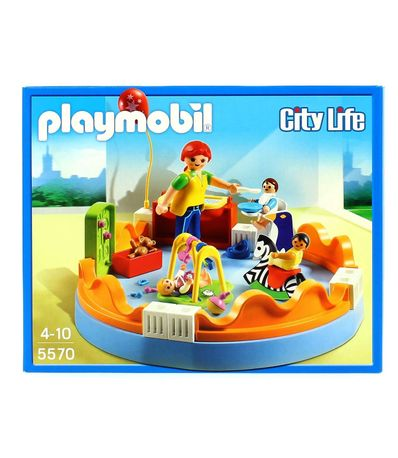 Playmobil-City-Life-Zona-de-Bebes