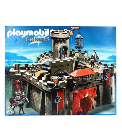 Playmobil-Knights-Castelo-dos-Cavaleiros-do-Falcao