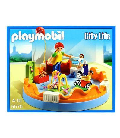 Playmobil-City-Life-Area-dos-Bebes