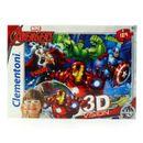 Los-Vengadores-Puzzle-3D-de-104-Piezas